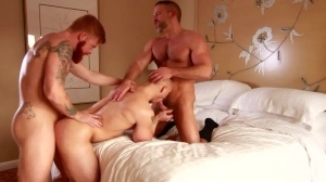 sleazy guy - Dirk Caber and John Magnum anal Nail