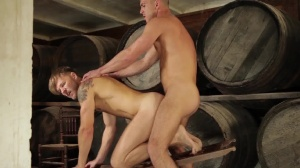 Forbidden - Paddy O'Brian & Matt Anders ass Hook up