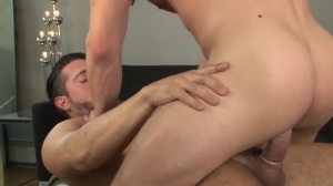 Central Park Cruising - Jimmy Durano, Colt Rivers ass plow