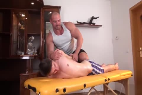 Massage For twink