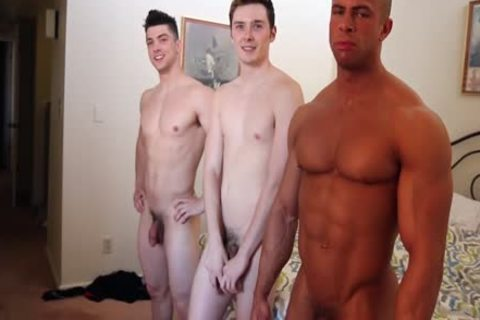 twink twinks threesome