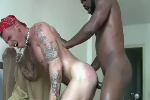 Three in the daybed cum pig boyz