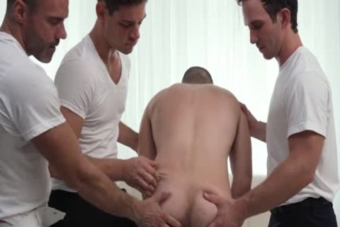 Mormonboyz hung knob inspected and drilled