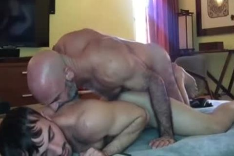 hairy Muscle - Part 1