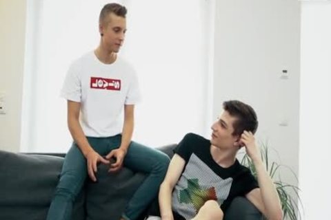 raw teens – Chapter 1 – Peter Polloc & Rodion Air