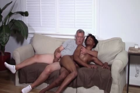 dark twink Barefucked By older White guy
