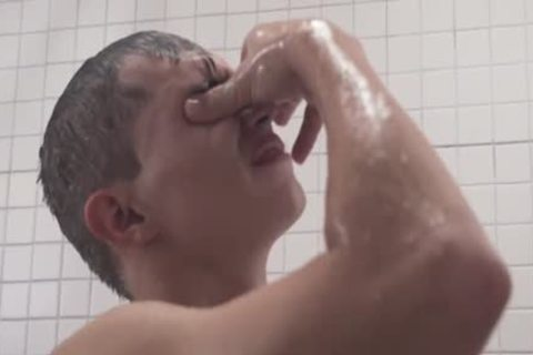 MormonBoyz - excited Priest bangs A twink's Arsehole In The Shower