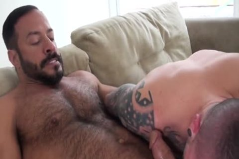 Max Cameron And Vinnie Stefano bare