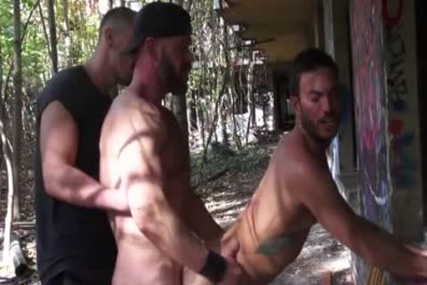 Voyeur jerking homo first time in this