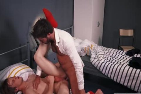 Boarding School twinks two - The Welcoming