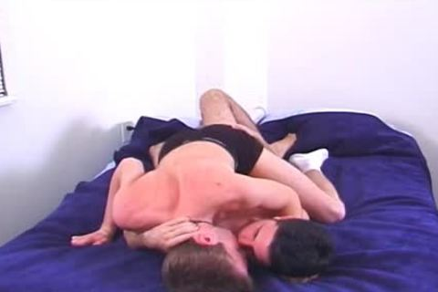 Two lewd College twinks nail In Their Dorm Room