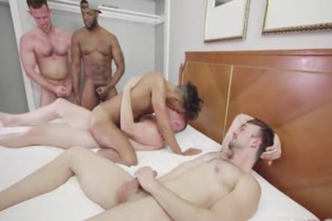 All-out, Versatile orgy