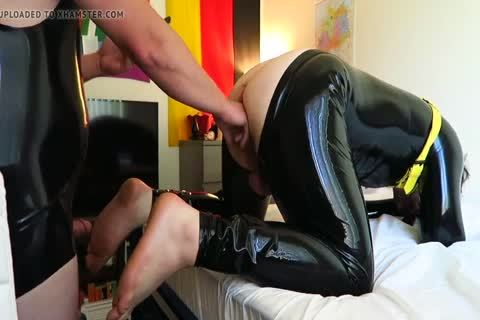 banging Latex dudes