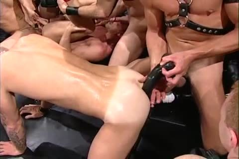Fetish group sex With Fisting & wazoo Play