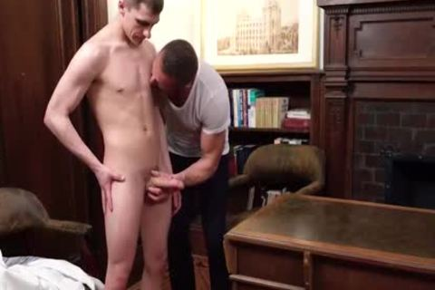 MormonBoyz delicious Daddy gets Serviced By A young Missiona