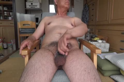 naked Japanese guy shlong Jerking