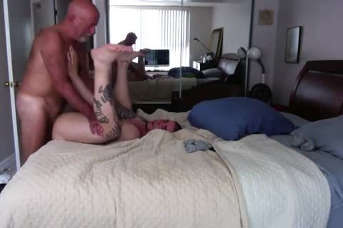 Some man Paid To Watch Me And My Not daddy man Go At It