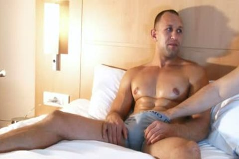 straight dude In A gay Porn In Spite Of Him : Igor My Gym Trainer