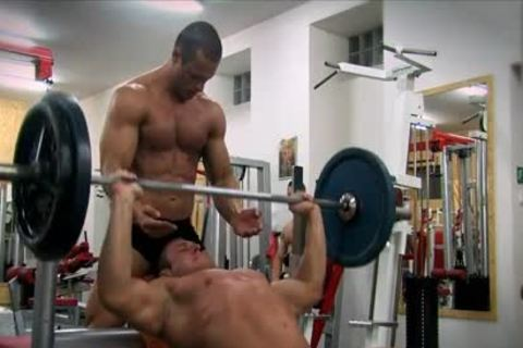Muscle Worship dream