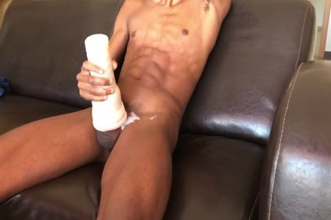 big cumshot After 5 Days Of Abstinence With My Fleshlight