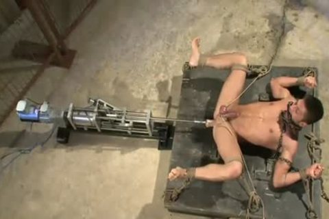 juicy asian Military males plowing