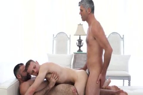 TWO MORMON DADDIES plowing A young dudes