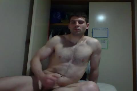 perfect handsome man With A thick Uncut weenie Cums On Chatur