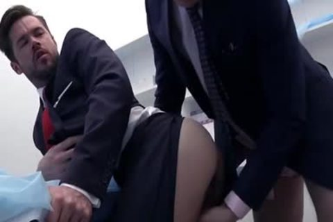 enormous shlong Doctor booty stab With ejaculation