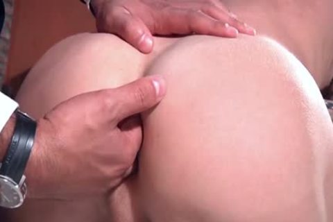 Muscle Homo anal job And ball batter Flow