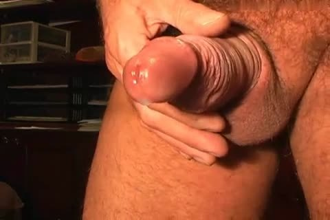 Alphonso22 big Uncut shlong And Balls older older man Cumming