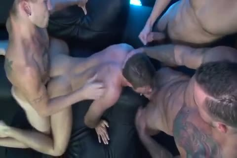 gorgeous raw gay orgy By VE1988