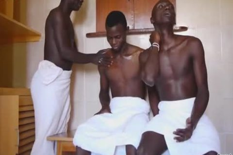 African trio: extreme ALL The Way