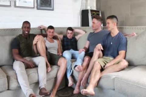 'Sexiest Muscle studs On PornHub receive A Star Studded gay fuckfest together. One For The Books!'