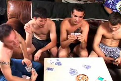 there're no losers in homosexual strip poker :P