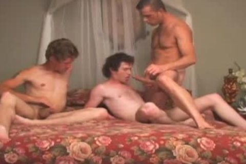 raw pooper sex trio with Daddy attractive