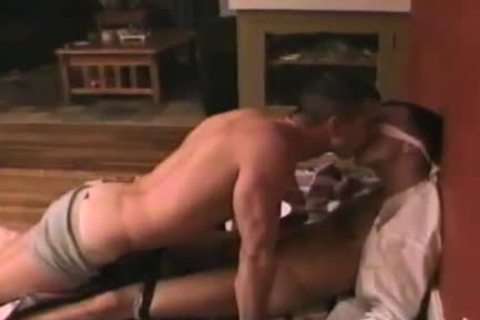 Blindfold to suck penis before getting fucked