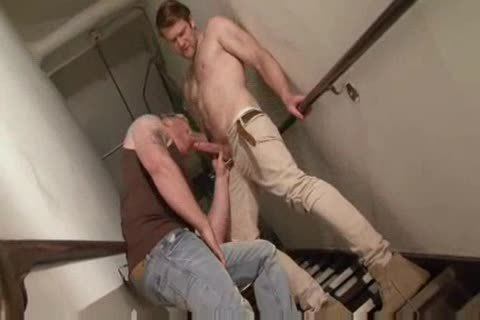Colby Keller and Brandon pounds